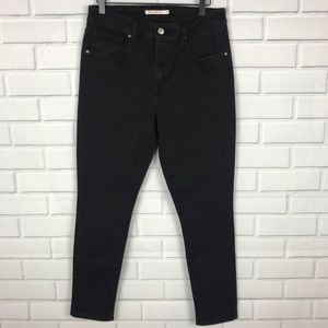 Levi's 721 high rise skinny jeans | size 31